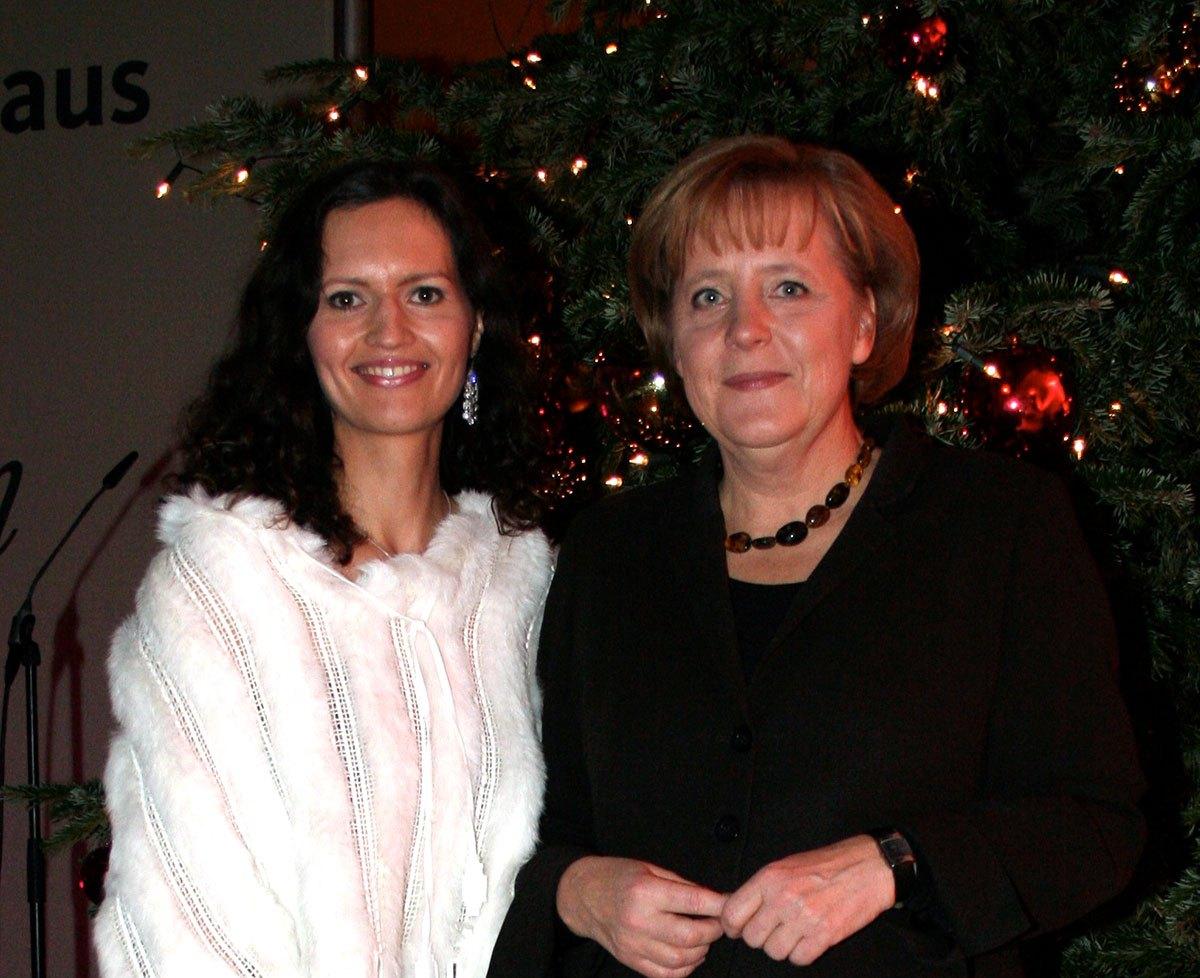 Saschinka.BundeskanzlerinMerkel